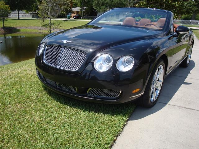 2007 Bentley Continental GTC Daytona Beach, FL 1