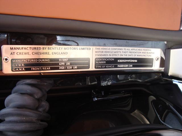 2007 Bentley Continental GTC Daytona Beach, FL 13