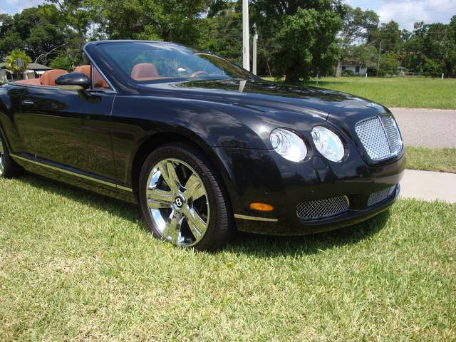 2007 Bentley Continental GTC Daytona Beach, FL 3