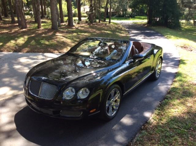 2007 Bentley Continental GTC Daytona Beach, FL 32