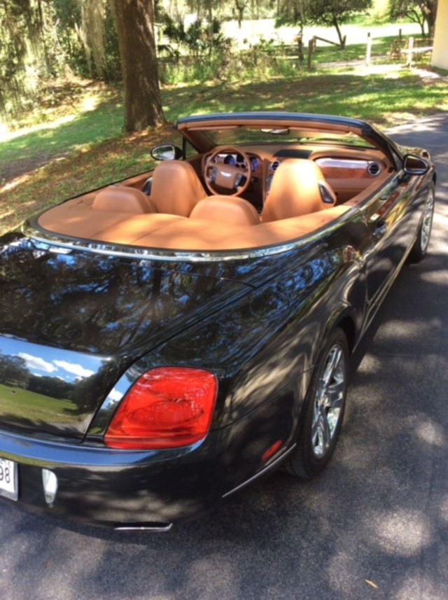 2007 Bentley Continental GTC Daytona Beach, FL 33