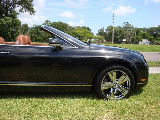 2007 Bentley Continental GTC Daytona Beach, FL 4