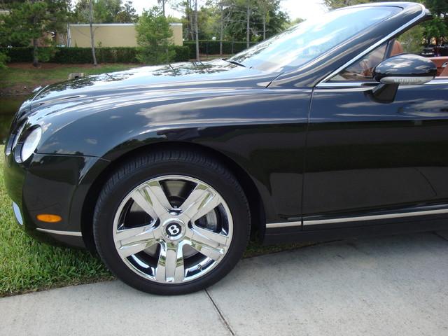2007 Bentley Continental GTC Daytona Beach, FL 9