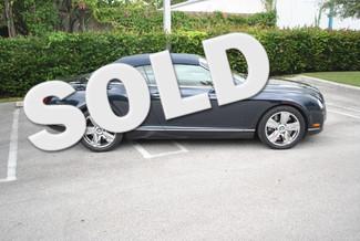2007 Bentley Continental GTC Delray Beach, Florida
