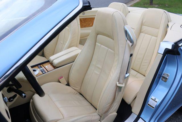 2007 Bentley Continental GTC Convertible Mooresville, North Carolina 11