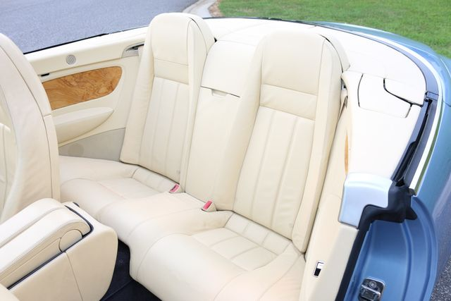 2007 Bentley Continental GTC Convertible Mooresville, North Carolina 14