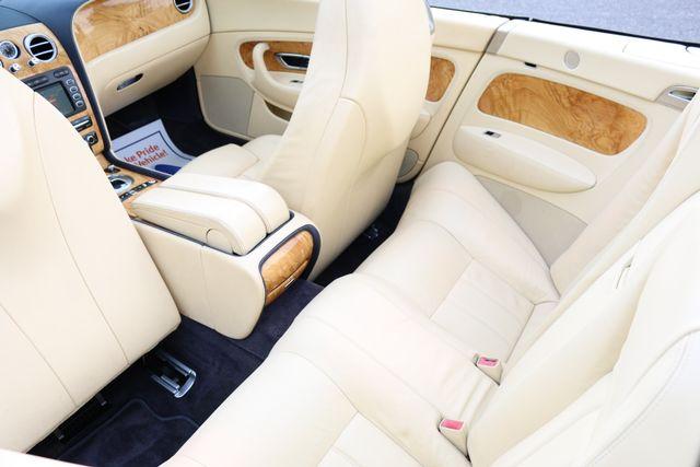 2007 Bentley Continental GTC Convertible Mooresville, North Carolina 15