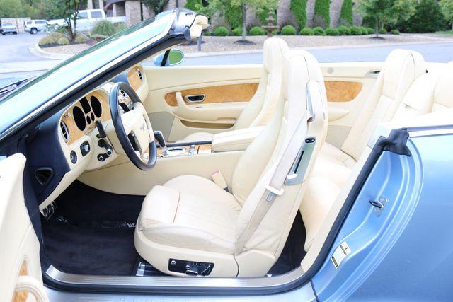 2007 Bentley Continental GTC Convertible Mooresville, North Carolina 10