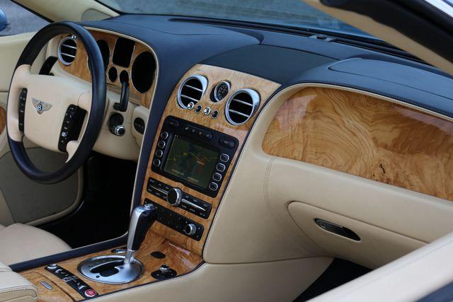 2007 Bentley Continental GTC Convertible Mooresville, North Carolina 18