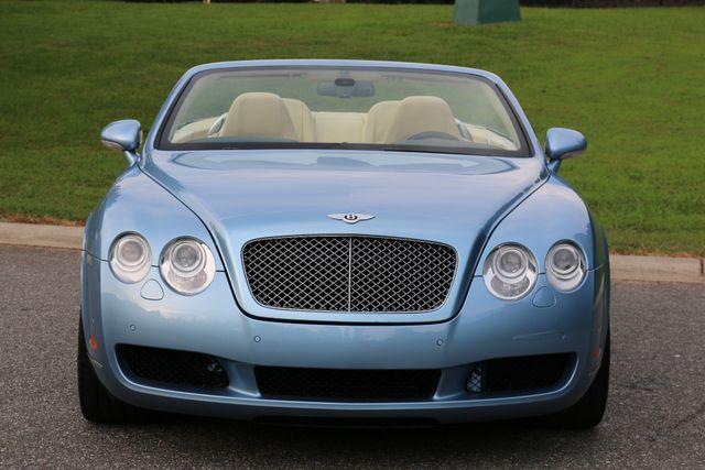 2007 Bentley Continental GTC Convertible Mooresville, North Carolina 2