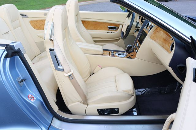 2007 Bentley Continental GTC Convertible Mooresville, North Carolina 20