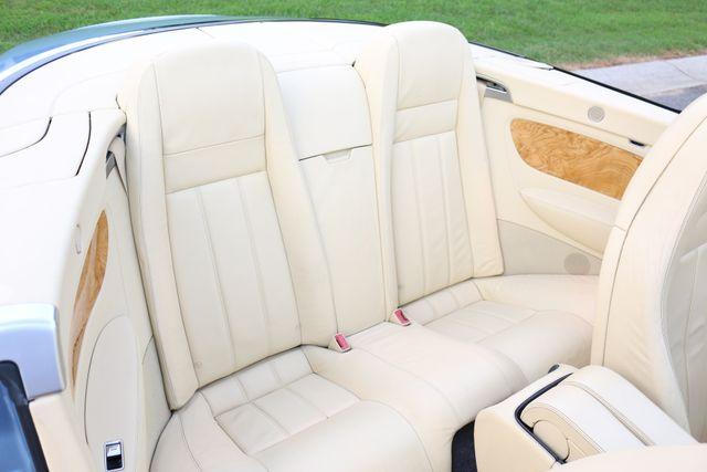 2007 Bentley Continental GTC Convertible Mooresville, North Carolina 24