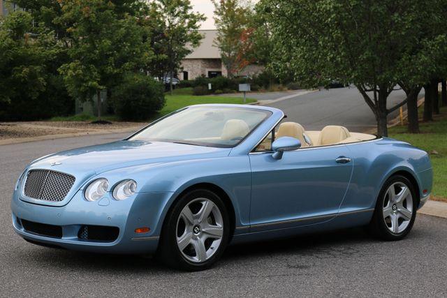 2007 Bentley Continental GTC Convertible Mooresville, North Carolina 3