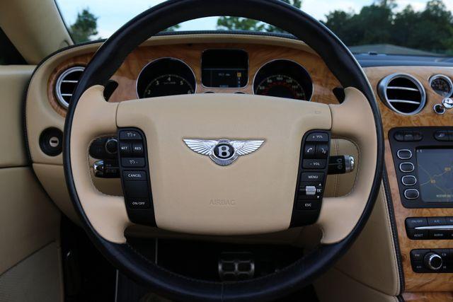 2007 Bentley Continental GTC Convertible Mooresville, North Carolina 30