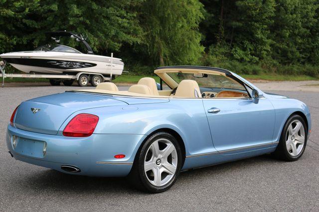 2007 Bentley Continental GTC Convertible Mooresville, North Carolina 6