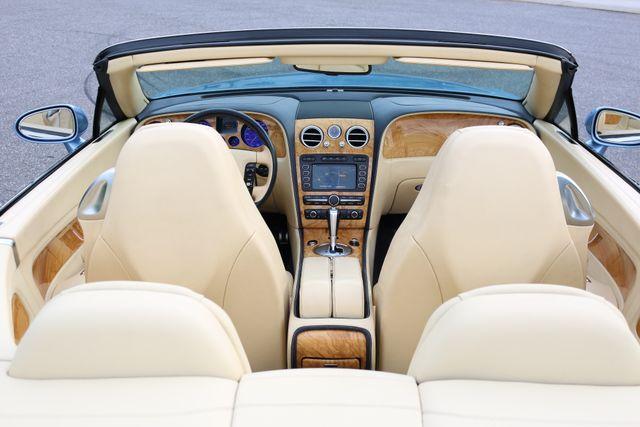 2007 Bentley Continental GTC Convertible Mooresville, North Carolina 7