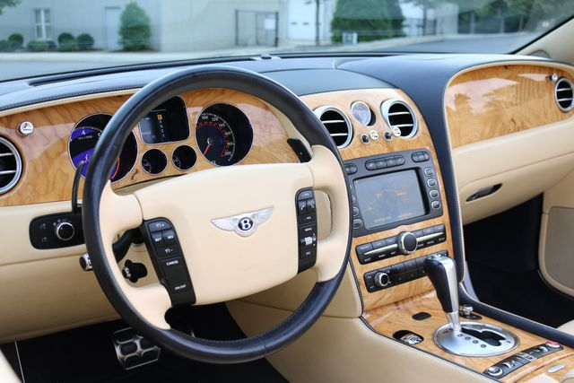 2007 Bentley Continental GTC Convertible Mooresville, North Carolina 8