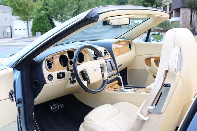 2007 Bentley Continental GTC Convertible Mooresville, North Carolina 9