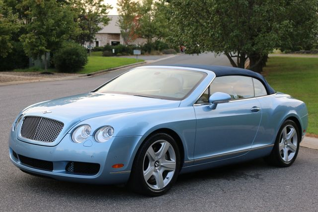 2007 Bentley Continental GTC Convertible Mooresville, North Carolina 64