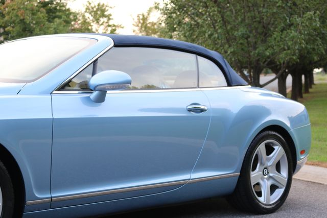 2007 Bentley Continental GTC Convertible Mooresville, North Carolina 65