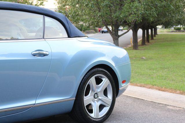 2007 Bentley Continental GTC Convertible Mooresville, North Carolina 66