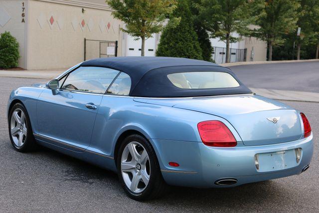 2007 Bentley Continental GTC Convertible Mooresville, North Carolina 67