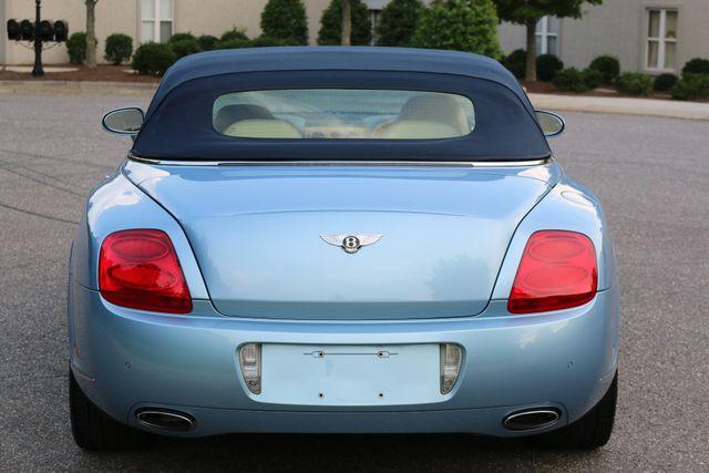 2007 Bentley Continental GTC Convertible Mooresville, North Carolina 68