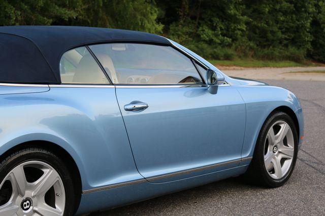 2007 Bentley Continental GTC Convertible Mooresville, North Carolina 70