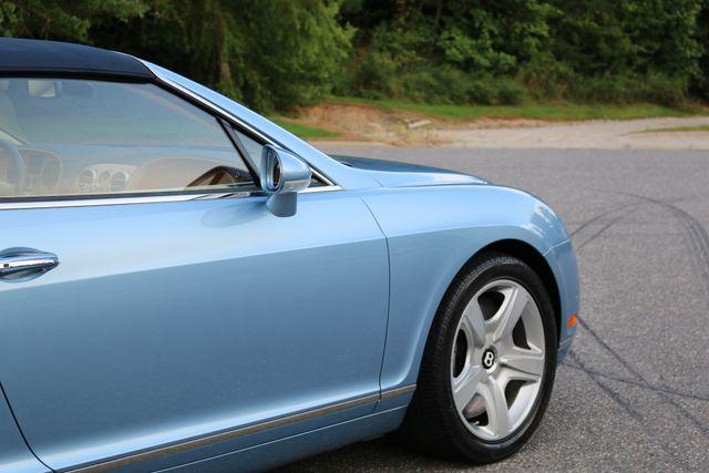 2007 Bentley Continental GTC Convertible Mooresville, North Carolina 71
