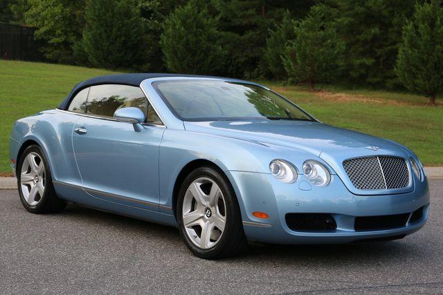 2007 Bentley Continental GTC Convertible Mooresville, North Carolina 72