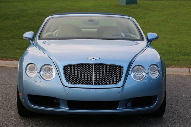 2007 Bentley Continental GTC Convertible Mooresville, North Carolina 73