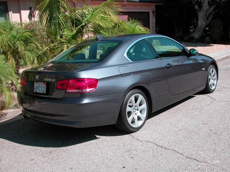2007 bmw 3 series 328xi coupe all wheel drive californian. Black Bedroom Furniture Sets. Home Design Ideas