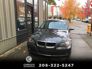 2007 BMW 328i Sedan Sport Seats Sport Premium Package