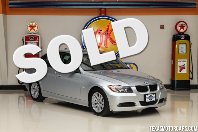 2007 BMW 328i This Carfax 1-Owner 2007 BMW 328i is in great shape with only 88 796 miles The 328i