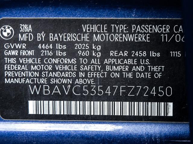 2007 BMW 328i Burbank, CA 19