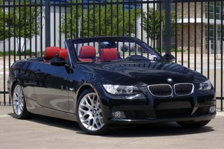 2007 BMW 328i* Sport* Red Leather* Low Miles* Convertible* EZ Finance** | Plano, TX | Carrick's Autos in Plano TX