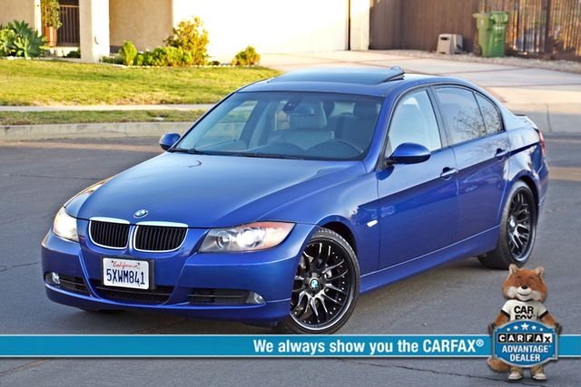 2007 BMW 328i SPORTS PKG NAVIGATION ALLOY WHLS NEW TIRES SUNROOF Woodland Hills, CA 0