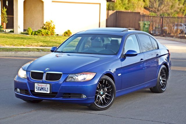 2007 BMW 328i SPORTS PKG NAVIGATION ALLOY WHLS NEW TIRES SUNROOF Woodland Hills, CA 1
