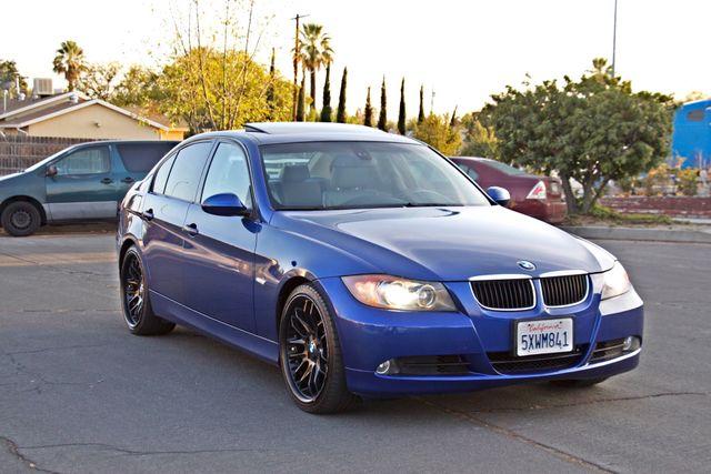 2007 BMW 328i SPORTS PKG NAVIGATION ALLOY WHLS NEW TIRES SUNROOF Woodland Hills, CA 31