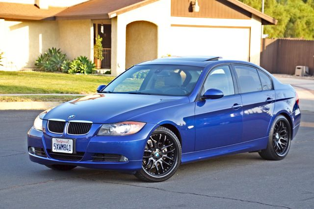 2007 BMW 328i SPORTS PKG NAVIGATION ALLOY WHLS NEW TIRES SUNROOF Woodland Hills, CA 2