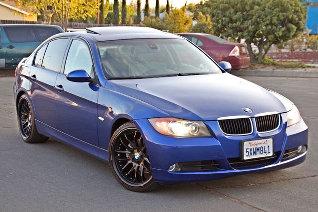 2007 BMW 328i SPORTS PKG NAVIGATION ALLOY WHLS NEW TIRES SUNROOF Woodland Hills, CA 9