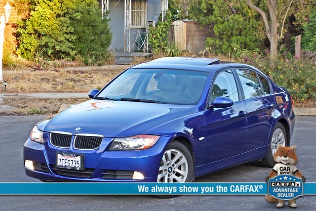 2007 BMW 328i SPORTS / PREMIUM PKG NAVIGATION XENON HEATED SEATS SERVICE RECORDS 3 SETS OF KEYS Woodland Hills, CA 0