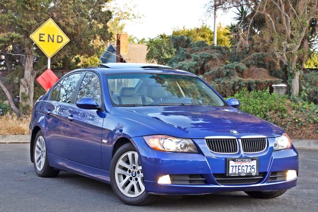 2007 BMW 328i SPORTS / PREMIUM PKG NAVIGATION XENON HEATED SEATS SERVICE RECORDS 3 SETS OF KEYS Woodland Hills, CA 9
