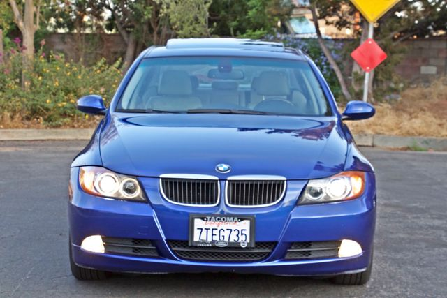 2007 BMW 328i SPORTS / PREMIUM PKG NAVIGATION XENON HEATED SEATS SERVICE RECORDS 3 SETS OF KEYS Woodland Hills, CA 10