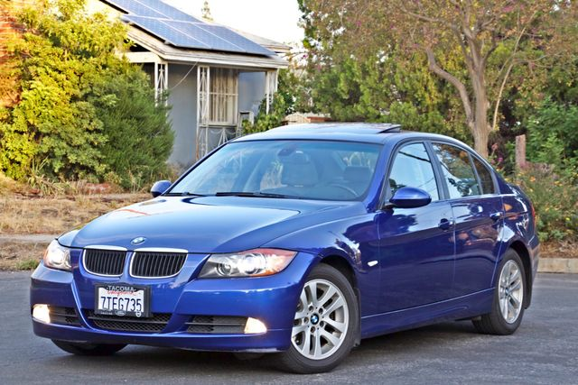 2007 BMW 328i SPORTS / PREMIUM PKG NAVIGATION XENON HEATED SEATS SERVICE RECORDS 3 SETS OF KEYS Woodland Hills, CA 29