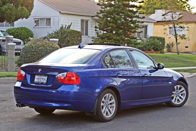 2007 BMW 328i SPORTS / PREMIUM PKG NAVIGATION XENON HEATED SEATS SERVICE RECORDS 3 SETS OF KEYS Woodland Hills, CA 6