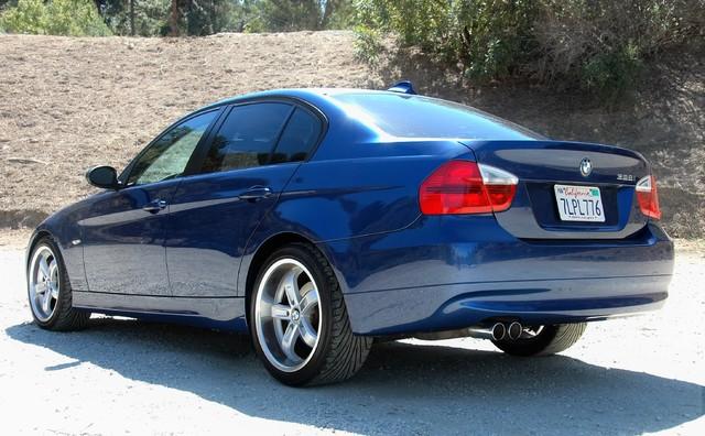 2007 BMW 328i Studio City, California 4