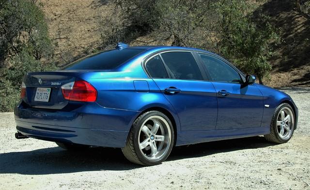 2007 BMW 328i Studio City, California 6