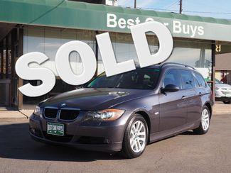 BMW Xi XI AWD WAGON Englewood CO Best Car Buys III - 2007 bmw 328xi wagon