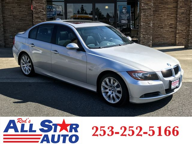 2007 BMW 328xi AWD The CARFAX Buy Back Guarantee that comes with this vehicle means that you can b